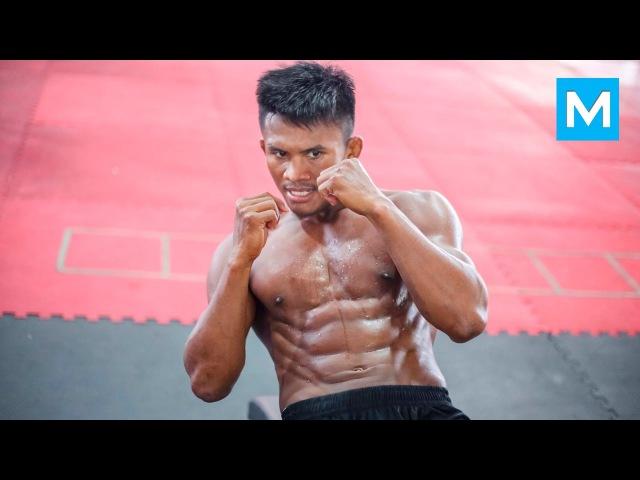Buakaw Strength Training for Muay Thai - Fightwear.ru