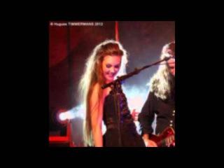 Elize Ryd - Himlen i min famn/metal version/Raskasta Joulua2