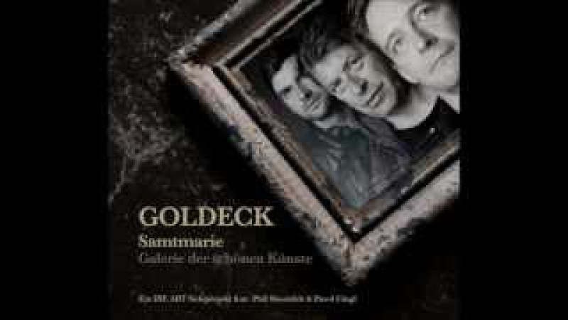 GOLDECK feat Phil Shoenfelt Pavel Cingl In My Hand Goldeck Allstars