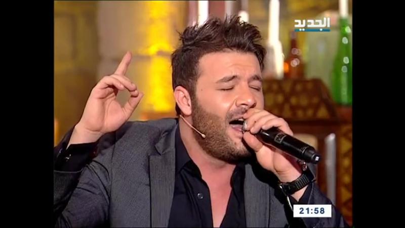 В Сирии Армянин поет про Армению на арабском а потом на армянском Hossam Junaid Achkes jampout gesbaseyi