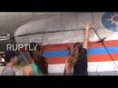 Россия: МЧС России летит в «избирательной помощи» в пострадавших от наводнения в Приморском выборы вырисовываются.