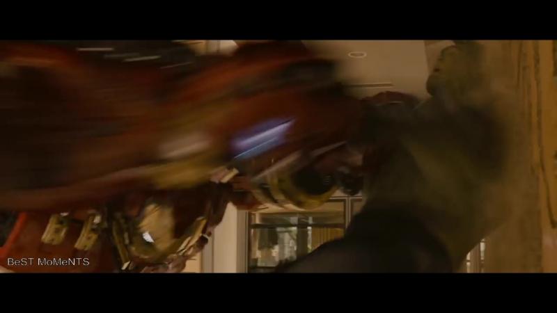 Халкбастер против Халка _ Hulk vs Hulkbuster Full HD
