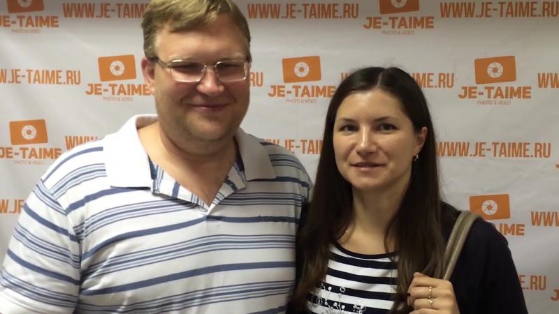 Видеоотзыв от Андрея и Ирины (04.06.2016)