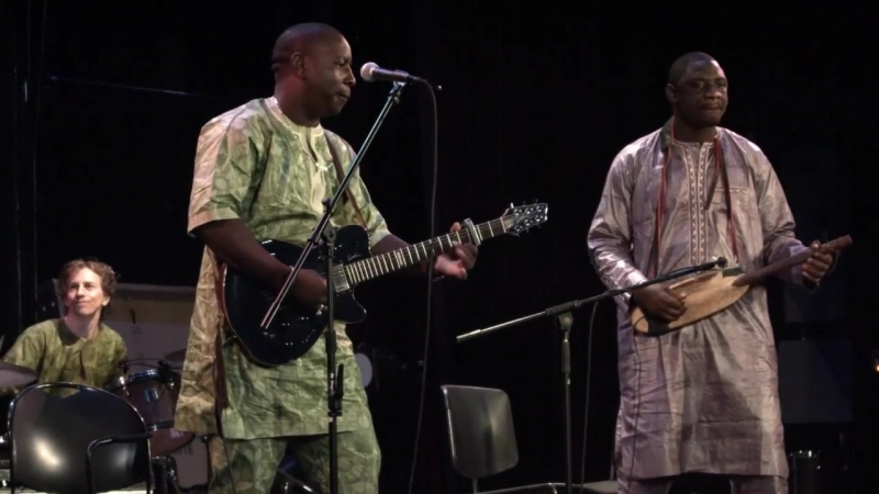 Vieux Farka Touré Full Show WYCE Live @ Wealthy Theatre Concert Series