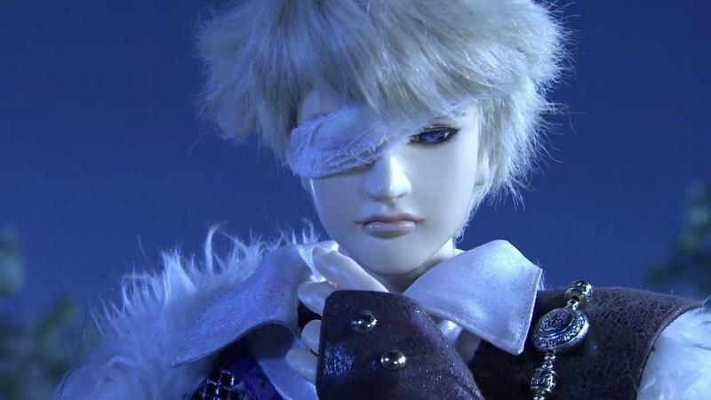 Thunderbolt Fantasy: Touri-ken Yuuki TV-1/Громовая Фантазия ТВ-1 - 12 серия [Озвучка:Гамлетка Цезаревна 9йНеизвестный (AniDub)
