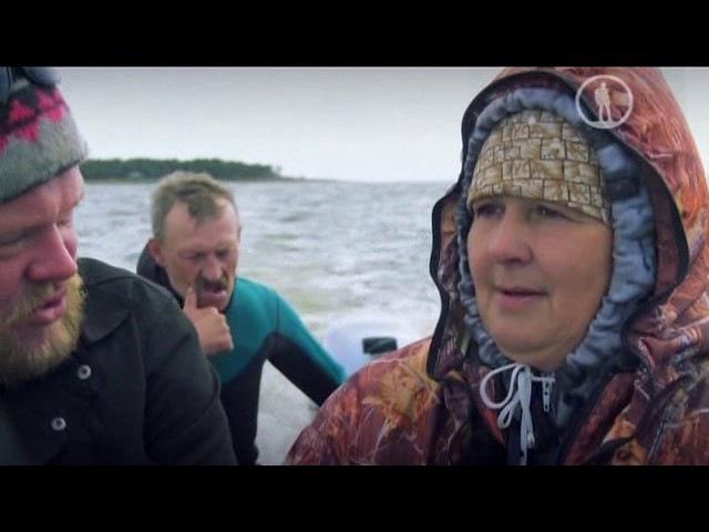 30 дней в Арктике с Вилли Хаапасало 03 серия (2016)
