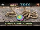 VMT 022 - HOUDINI - Rope Simulation using FEM