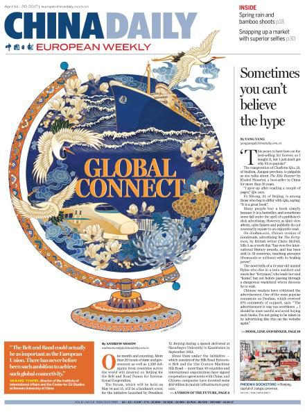 China Daily European Weekly April 14 2017 FreeMags