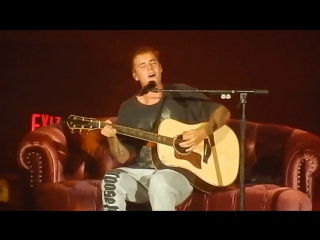 Justin bieber - i could sing of your love forever