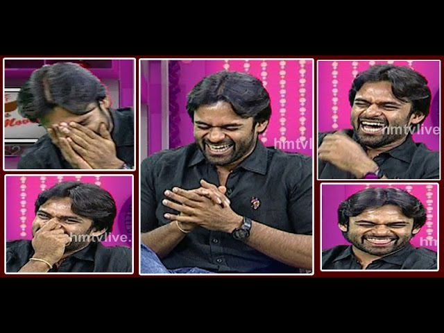 Hero Sai Dharam Tej Offscreen Funny Moments Comparison With Chiranjeevi HMTV