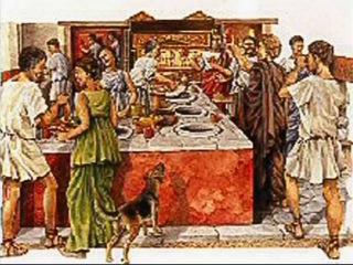История еды. Средневековье (365 дней). #история #кухня #кулинария #еда #пища #питание