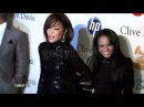 Whitney Houston at Pre-Grammy Party 2011 Red Carpet