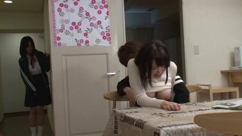 Пришел к подруге японке, сестра присоединилась, трахнул, teen,