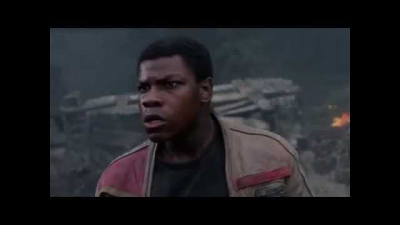 Finn vs TR-8R but every time their weapons clash he shouts Traitor!!