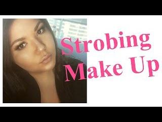 Strobing Makeup Tutorial كيفية إضاءة الوجه بالمكياج