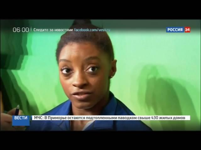 Гимнастка из США заявила, что принимала запрещенные вещества и не стыдится этого
