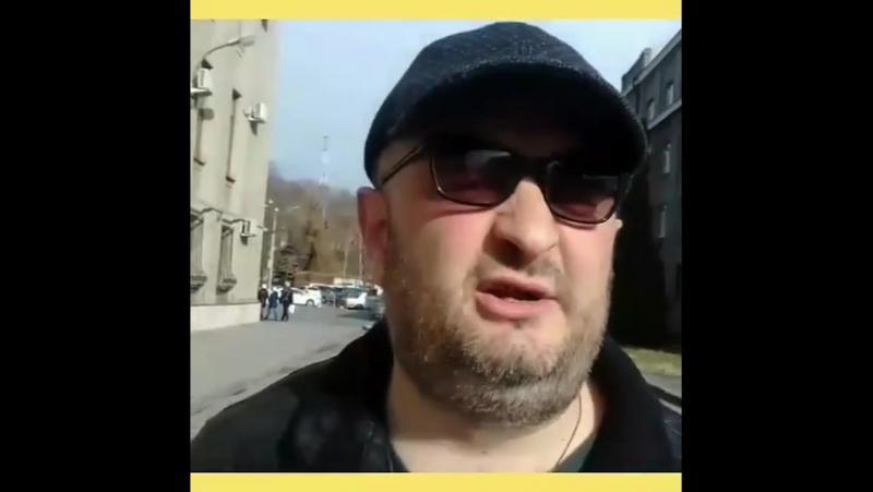 Ахшар Дзбоев с очередным мини шедевром Гангста Бит