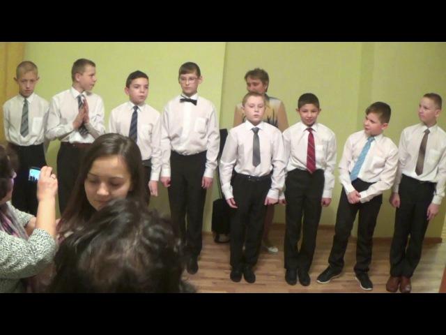 Весёлое новогоднее путешествие истории и жизнь ребят из школы интерната Ригоди