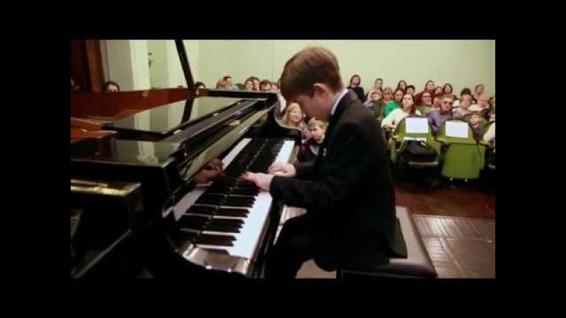 Князев Александр 9 лет г Самара Концерт к 110 летнему юбилею ДЦМШ