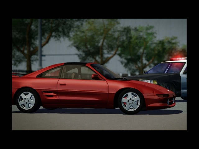 Toyota MR2 GT MkII SW20 '95 для SLRR 2 3 1