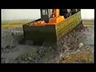 Вездеход Витязь ДТ - 30П  - монстр бездорожья