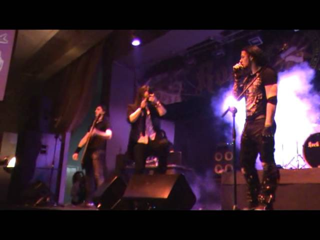 ILLIDIANCE feat SHeIn AKADO Open Your Eyes Guano Apes cover Encore
