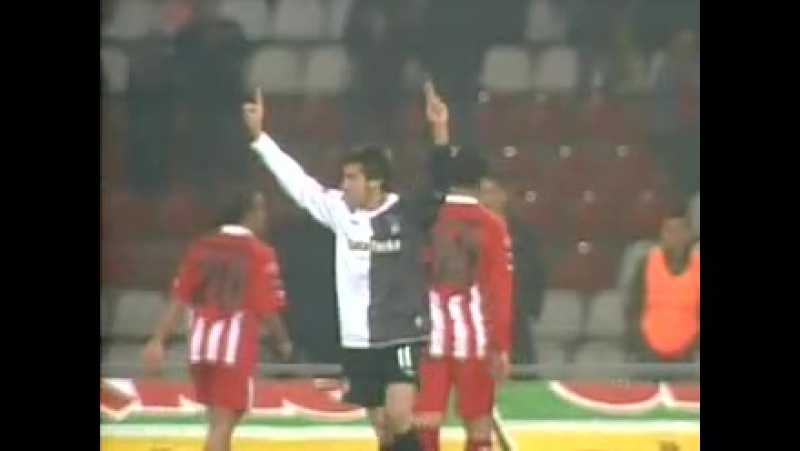 2005 - 2006 Sezonu - Sivasspor-Beşiktaş dakika 89 gol Tümer Metin