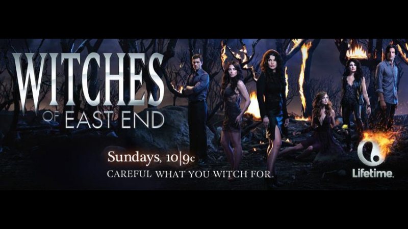 Ведьмы Ист Энда Witches of East End 1 сезон Промо 2 HD
