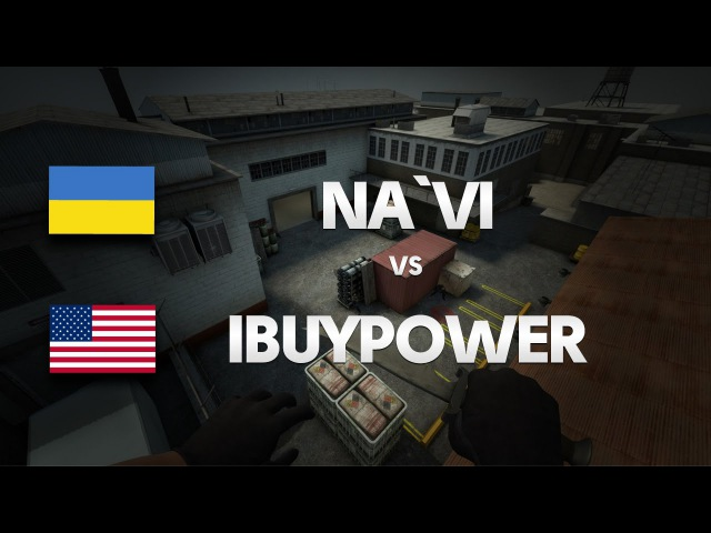 Na`Vi vs iBUYPOWER on de cache 2nd map @ CKoTH by ceh9