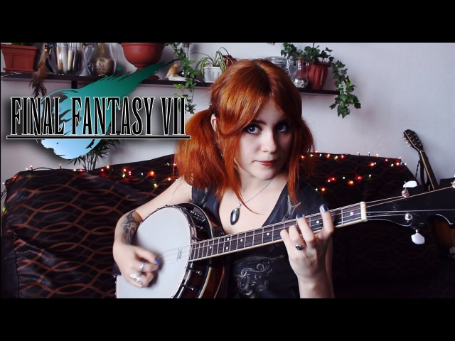 Final Fantasy VII Let the Battles Begin Those who fight Gingertail Cover