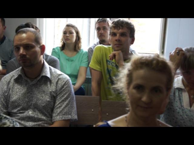 Виктор и Любовь Алещановы Профсоюз Союз 5 часть собрания в Краснодаре 03 06 17