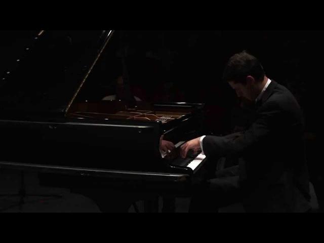 Nikita Mndoyants plays Beethoven's Sonata Nr 18