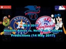 MLB The Show 17 Houston Astros vs. New York Yankees Predictions MLB2017 (14 May 2017)