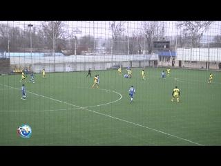 Открытый зимний Кубок КФС. Севастополь – FC Yaounde II Academy. Голы