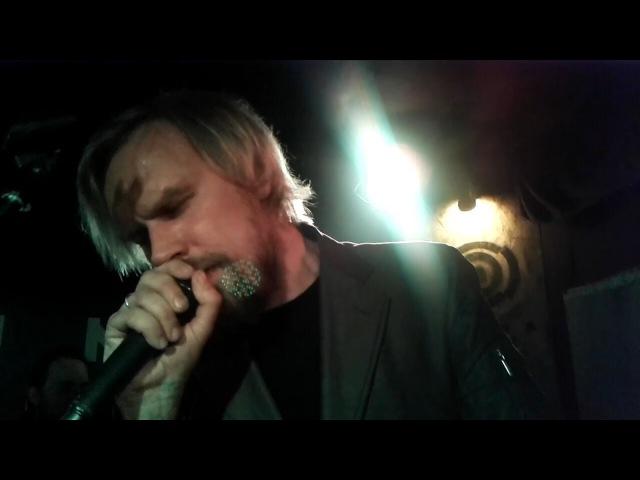 Жертвоприношения - Падать (live at Banka Soundbar, 12.04.2017)