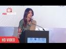 Shilpa Shetty Full Speech MANYATA Dont Forget MOMS A Fogsi Initiative