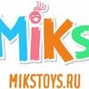 Фабрика MIKS (игры и игрушки из дерева)