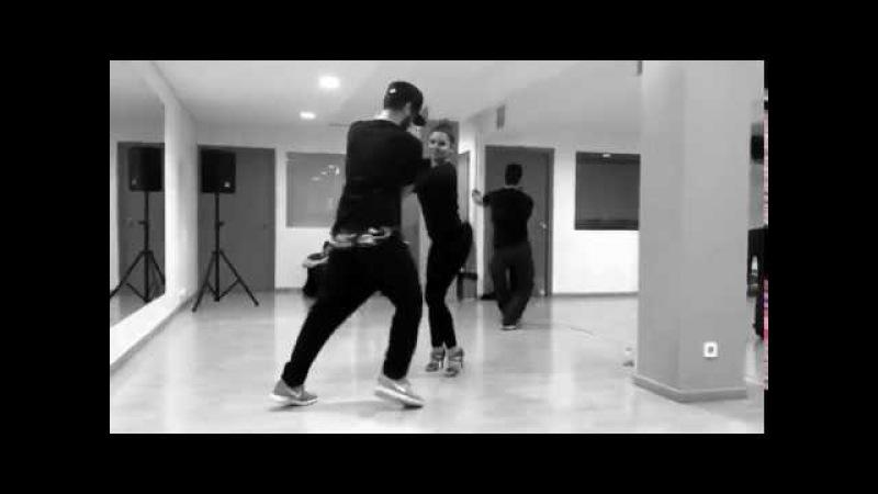 Shape of you Ed Sheeran by Ir Dance Company salsa fusión