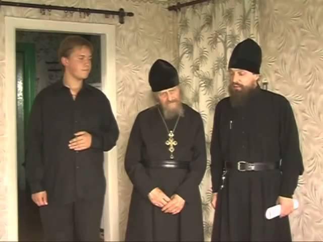Ч-4.Иеродиакон Авель (Семёнов) и игумен Симеон (Ларин). Паспорт,цифровое имя,666,священство,лож..