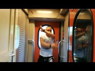 Aikido movements hand