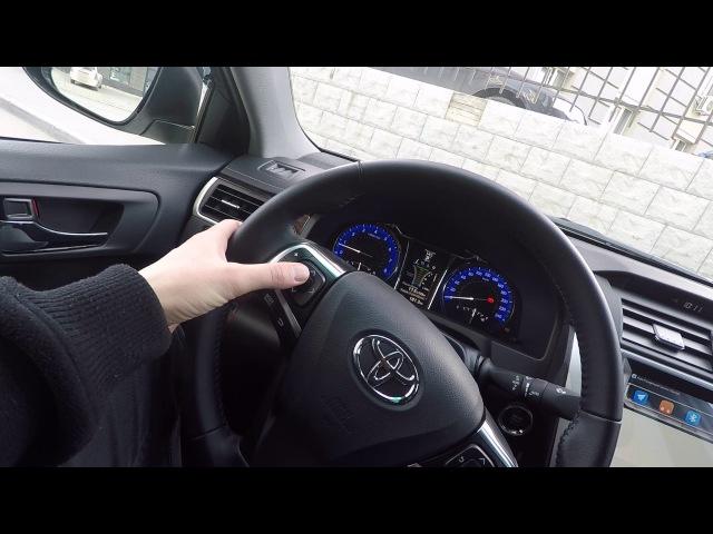Делаем из Toyota Camry 55 Tesla обзор android мультимедии Tesla Style