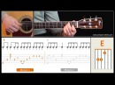 Jouer Unintended (Muse) - Cours guitare. Tuto Tab