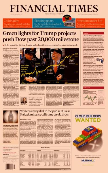 Financial Times UK January 26 2017p FreeMags