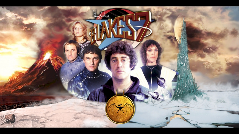 Семёрка Блейка Blake's 7 01 сезон 13 серия 1978 Перевод ДиоНиК