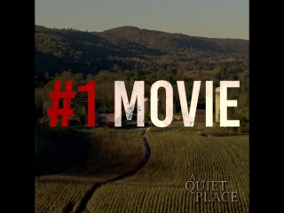 A Quiet Place - Now Playing
