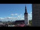 2 Часть Таллин Старый город Tallinn Прогулка по Старому городу