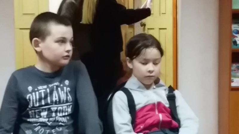 Царевна Несмеяна из Шоркино. Репетиция к Новому 2018 году.
