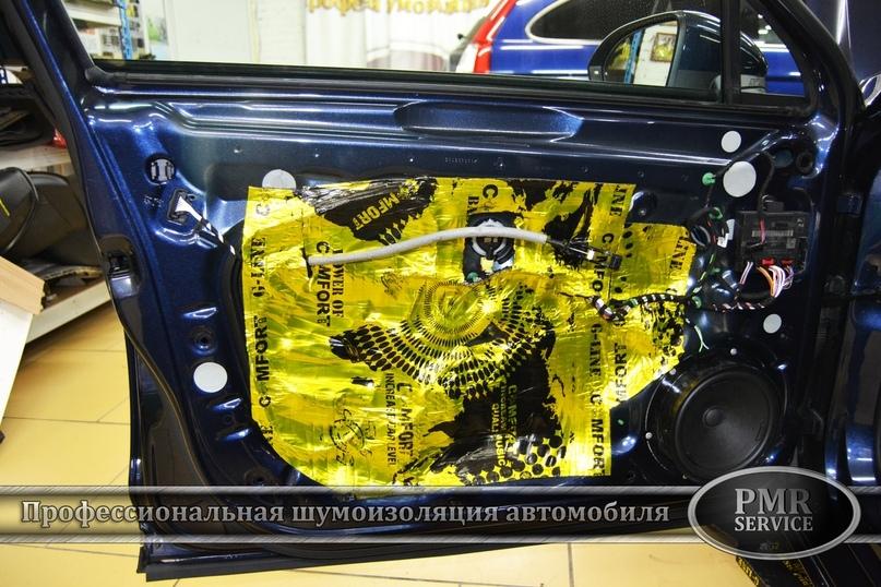 Шумоизоляция Volkswagen passat b8…, изображение №7