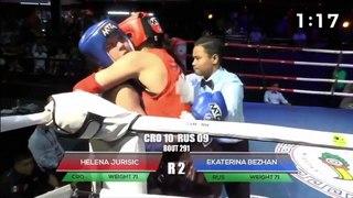 Helena Jurisic (CRO) vs. Ekaterina Bezhan (RUS)