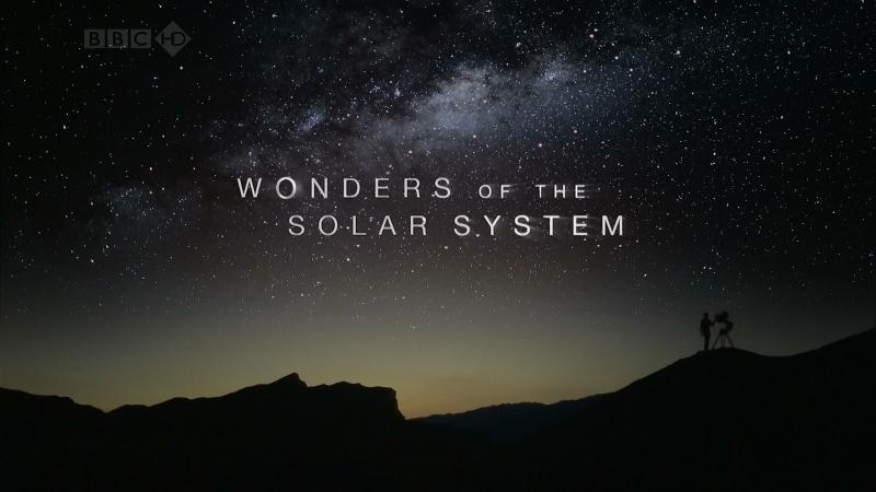 BBC Чудеса Солнечной системы 5 серия Чужие / 2010 / FullHD